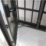 De Gordijnstof van het aluminium met Ingebouwde Staven Burgularproof (bha-CW31)