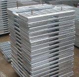 직류 전기를 통한 Steel Grating 또는 Hot Dipped Galvanized Steel Grating