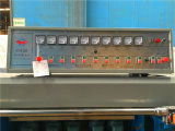 0-45 정도 9 모터 유리제 다중 단계 가장자리 닦는 기계
