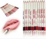 Farben-Kosmetik Lipliner gute Qualitätsmattverfassungs-Lippenzwischenlage der Menow zutreffende Lippen12