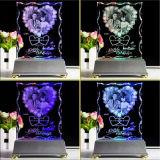 神聖なレーザー熱い販売法結晶レーザーの彫版機械