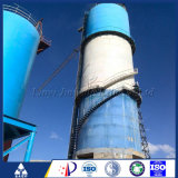 Elevado desempenho Lime Vertical Kiln com Gold Supplier