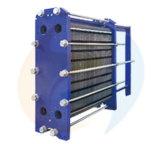 Tipo cambiador de la junta de la eficacia del traspaso térmico de Laval de la alfa del igual de la serie de B200h alto (M20, T20m, T20b) de calor del refrigerador de petróleo