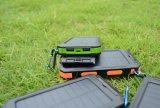 Carregador original 10000mAh do banco da potência do telefone móvel de bateria solar da fábrica com o Ce aprovado