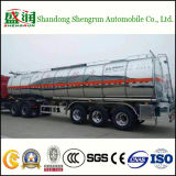 China Shengrunaluminium Fuel Tanker con Mirror Surface