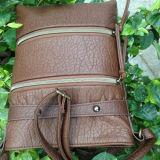 Мешок PU кожаный с длинней планкой (MIC111)