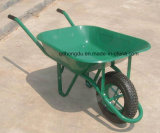 Wheelbarrow grande Wb6400 da capacidade da alta qualidade