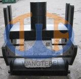 Máquina de teste elástica de aço hidráulica/máquina elástica de aço do teste
