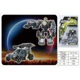 Supermannplastikchariot-Modell-Deformations-Roboter-Krieg-LKW-Spielzeug