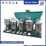 Olio Colllector per il trattamento delle acque