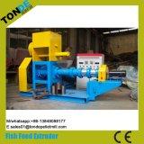 Ligne aquatique machine d'extrudeuse de boulette de nourriture d'alimentation de crevette de constructeur