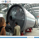 12ton Tyre a Oil Refining Machine Shipped da 40fr Container