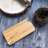 Самая новая древесина случая телефона конструкции 2016 для iPhone, горячего деревянного случая телефона, ультра тонкого для древесины случая телефона iPhone 6 пустой