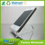 Sostenedor móvil del teléfono celular de visualización del estante largo múltiple del soporte