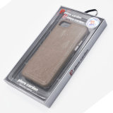 con del conjunto la caja a prueba de choques del teléfono celular del lujo TPU del shell móvil de la contraportada del sostenedor del estaño ultra para el iPhone 7 7plus (XSPT-007)