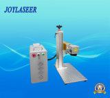 Machine portative à grande vitesse d'inscription de laser de fibre pour le métal/acier