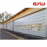 低温貯蔵またはゲートまたは内部ドアのための圧延のドア