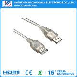 USB3.0 al por mayor un varón a un cable de extensión femenino Manufucturer