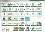 Cgf18-18-6 automatische het Bottelen en het Vullen Machine/Kant en klaar Project/de Lopende band van Sap/Water en Andere Dranken