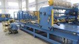 Paleta de madera del larguero profesional que clava la máquina/la cadena de producción