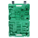 Boîte à outils portative de produit de plastique de soufflage de corps creux