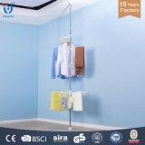 Vielzweckbildschirmanzeige-Zahnstange für Kleidung und Tuch