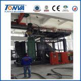 Машина прессформы дуновения аккумулятора Tonva 3000L для гигантских пластмасовых контейнеров