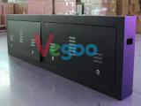 P10 tela de tela colorida ao ar livre da cabeça da porta