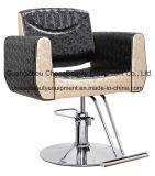 Cadeira da estaca do cabelo & cadeira de barbeiro da mobília por atacado do salão de beleza