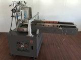 専門家の販売のための半自動顔ティッシュのカートンボックスシーリング機械