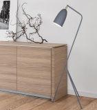 De buitensporige Moderne Bevindende Verlichting van het Metaal van de Staand lamp van de Tribune voor Woonkamer