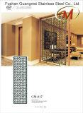 装飾的なステンレス鋼スクリーンのガードレール(プリズムパターン)