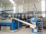 Fischmehl-Fisch-Raffinerie-Zeile