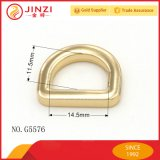 Fashion New Design Metal D Boxing rings for Laptop Bags Accessories