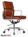 Presidenza esecutiva di giro di cuoio dell'ufficio ergonomico moderno BIFMA Eamess (RFT-A01)