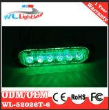 Ultra dünner Oberflächenheller Kopf der montierungs-LED