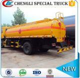 트럭을%s Dongfeng 9ton 9000liters 연료 탱크