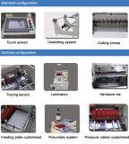 Jps-600b de Sticker Sheeter van het Etiket van de microcomputer met het Automatische Systeem van de Ontroller