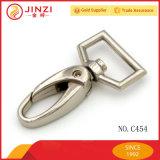 La plupart de crochet populaire de rupture d'émerillon en métal avec la boucle différente de forme