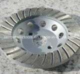rotella stridente della tazza del diamante da 120 millimetri