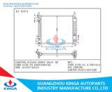 Radiatore di alluminio brasato per l'OEM pieno di sole 2013 dei Nissan Mt 21410-3au1a