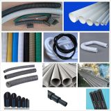 Tubo ondulato materiale di PE/PVC che fa macchina (SJ-45/28HY)