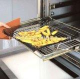 高温は焦げ付き防止チップ網BBQのマットに抵抗する
