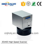 Varredor econômico de alta velocidade Jd1403 do galvanômetro da máquina elétrica da importação o mini vende por atacado