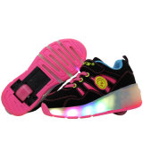 [غود قوليتي] [جينجينغ] مصنع [رولّر سكت] يبيطر أحذية مع عجلات قابل للانكماش لأنّ رجال, بالغ رياضة بكرة حذاء رياضة لأنّ ذكر