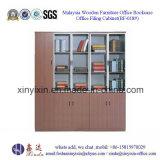 Oficina China de muebles de melamina Gabinete de almacenamiento Presentación del Gabinete (BF-017 #)