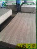 Faisceau de fantaisie de bois dur des graines droites 3.6mm de teck de la Birmanie de contre-plaqué