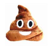 La almohadilla de Emoji de la felpa rellena juega la almohadilla de Emoji de la mueca