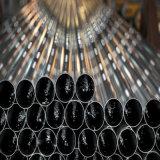 Серебряный анодированный алюминиевый профиль / алюминиевая трубка