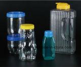 Máquina que sopla plástica del animal doméstico de 3 cavidades